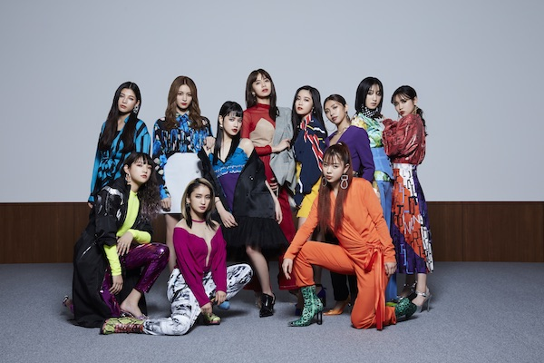 E-girls PERFECT LIVE 2011→2020